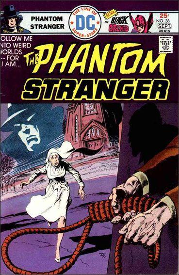 Phantom Stranger (1969) 38-A by DC