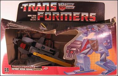Transformers: More Than Meets the Eye (Generation 1) Whirl (Autobot Aerial Assault) by Hasbro
