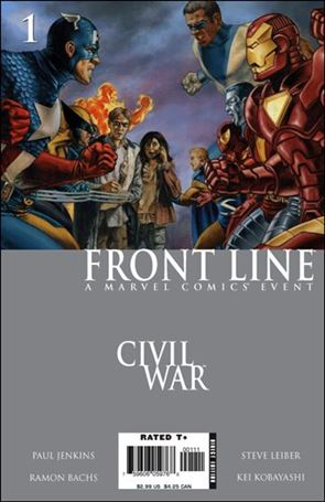 Civil War: Front Line 1-A
