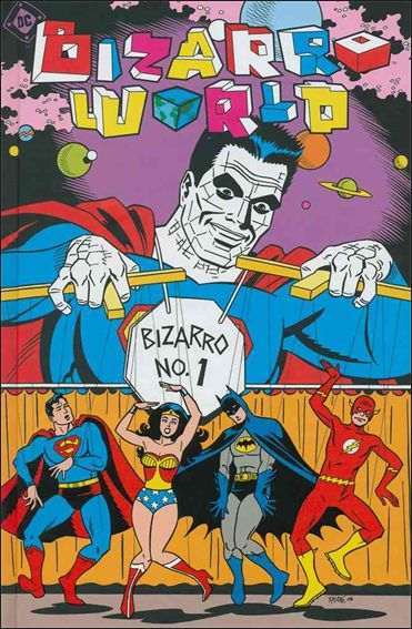 Bizarro World 1-A by DC