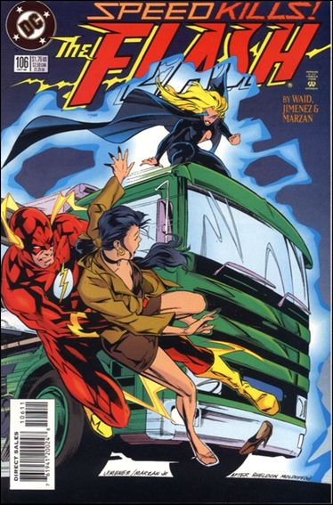 Flash (1987) 106-A by DC