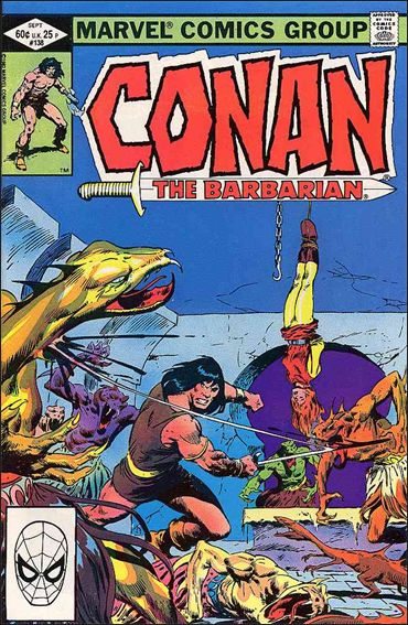 Conan the Barbarian (1970) 138-A by Marvel