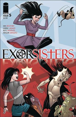 Exorsisters 5-A