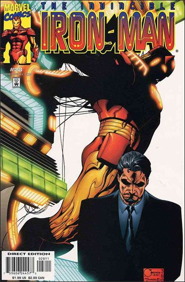 Iron Man (1998) 28-A by Marvel
