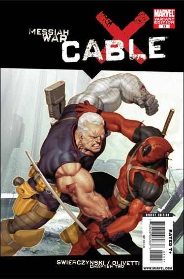 Cable (2008) 13-B by Marvel
