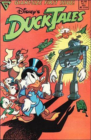 Disney's DuckTales (1988) 1-A