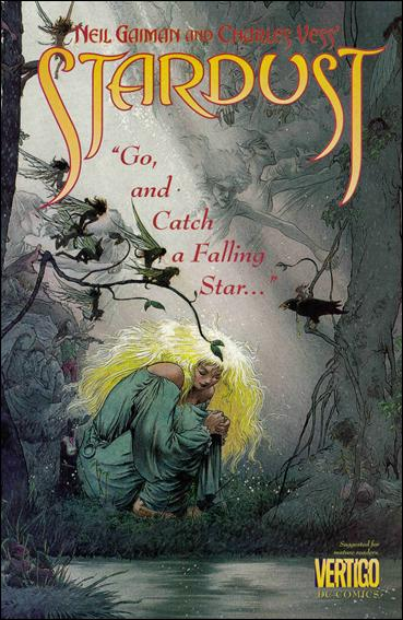 Neil Gaiman and Charles Vess' Stardust Preview nn-A by Vertigo
