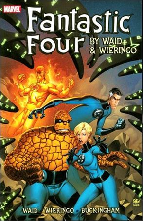 Fantastic Four by Waid & Wieringo Ultimate Collection 1-A