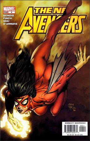 New Avengers (2005) 4-A