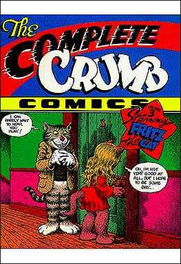 Complete Crumb Comics 3-A by Fantagraphics