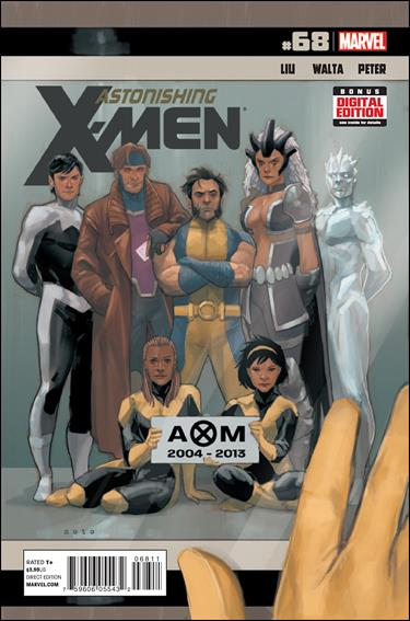 Astonishing X-Men (2004) 68-A by Marvel