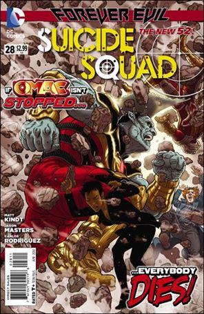Suicide Squad (2011) 28-A