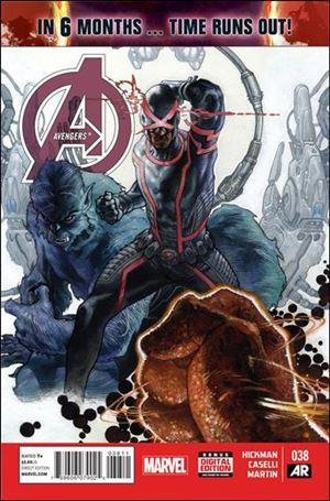 Avengers (2013) 38-A