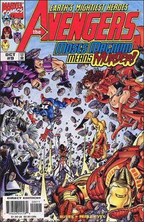 Avengers (1998) 9-A