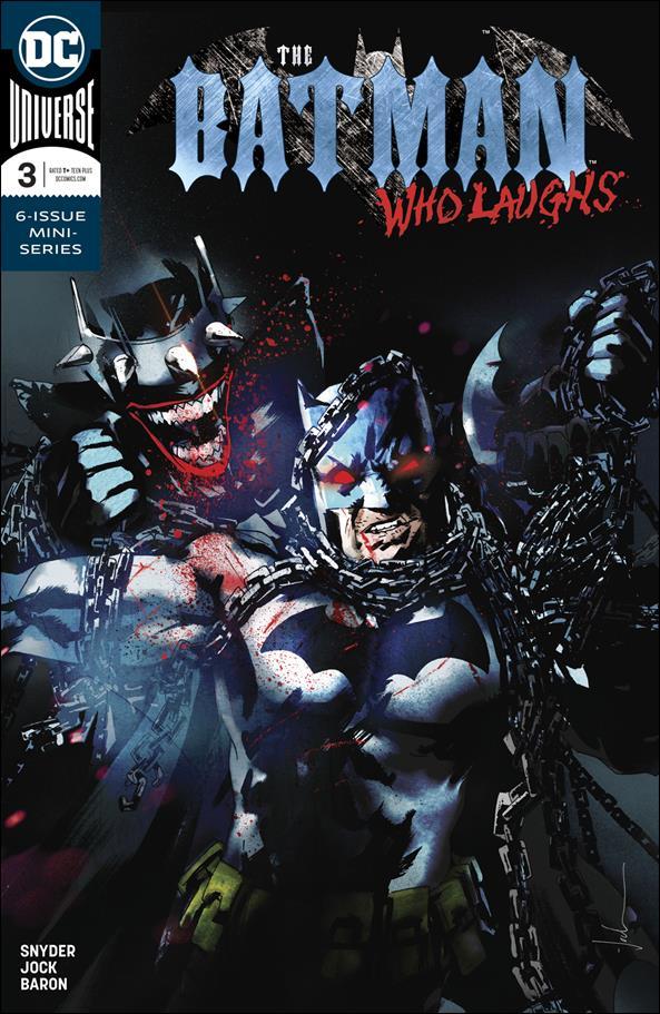 Batman Who Laughs (2018) 3-A by DC
