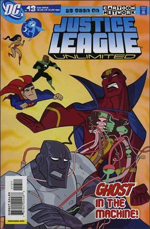 Justice League Unlimited 13-A