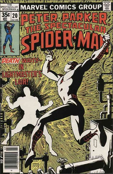 Spectacular Spider-Man (1976) 20-A by Marvel