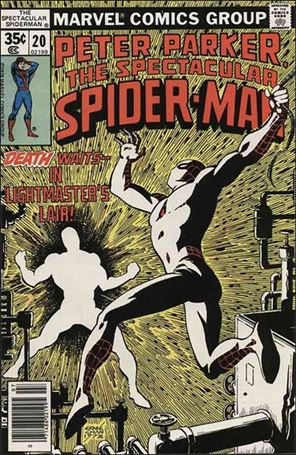 Spectacular Spider-Man (1976) 20-A