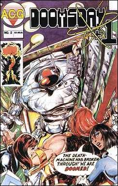 Doomsday + 1 (1998) 2-A by America's Comic Group (ACG)