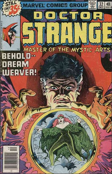 Doctor Strange (1974) 32-A by Marvel