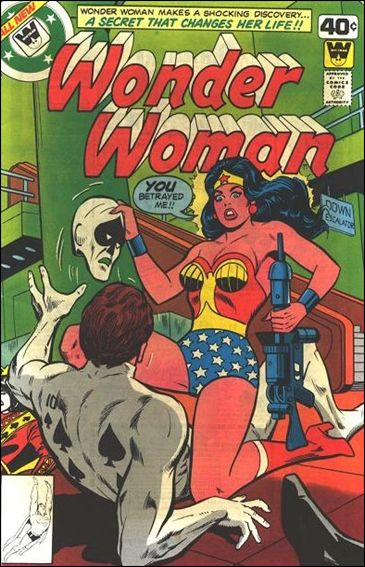 Wonder Woman (1942) 256-B by DC