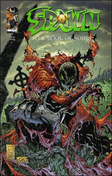 Spawn: The Book of Souls 1-A by Image