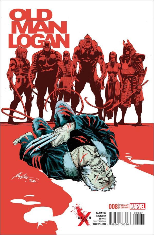 Old Man Logan (2016) 8-B by Marvel