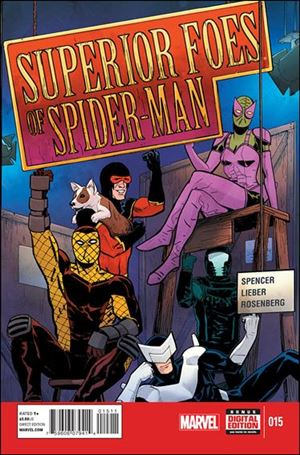 Superior Foes of Spider-Man 15-A