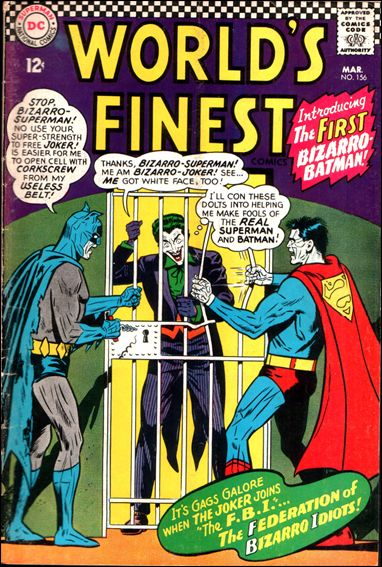World's Finest Comics 156-A by DC