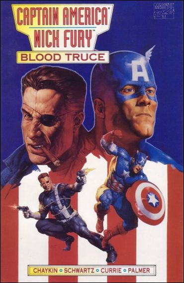 Captain America/Nick Fury: Blood Truce 1-A by Marvel