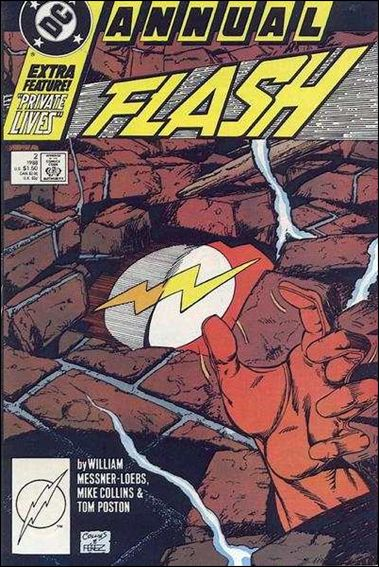 Flash Annual  2-A by DC