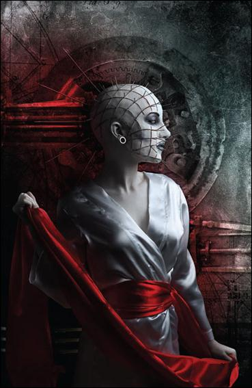 Clive Barker's Hellraiser: The Dark Watch 2-C by Boom! Studios