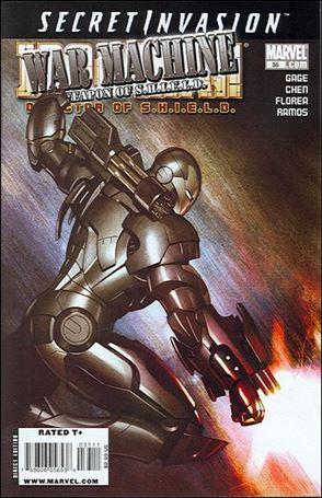 Iron Man: Director of S.H.I.E.L.D. 35-A