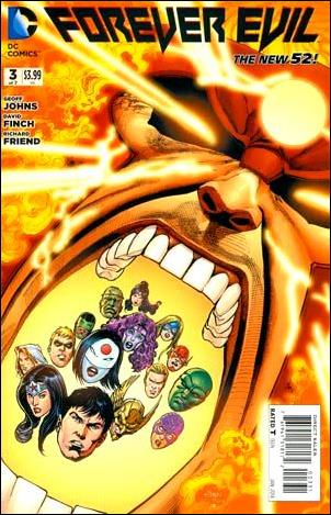 Forever Evil 3-E by DC