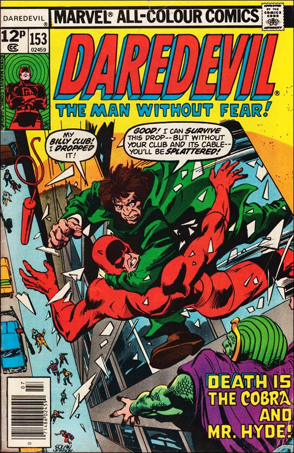 Daredevil (1964) 153-B by Marvel