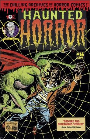 Haunted Horror 16-A