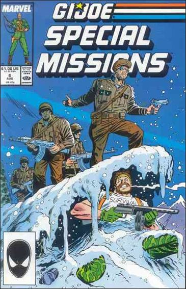 G.I. Joe: Special Missions (1986) 6-A by Marvel
