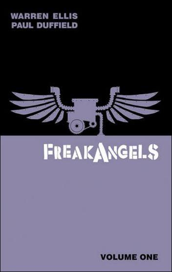 FreakAngels 1-B by Avatar Press