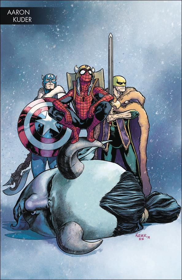 War of the Realms 4-C by Marvel