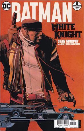 Batman: White Knight 5-B