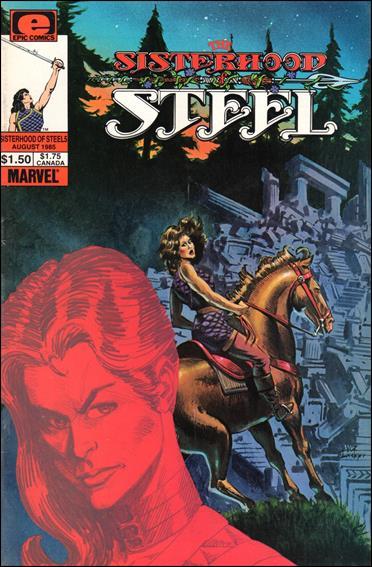 Sisterhood of Steel 5-A by Epic
