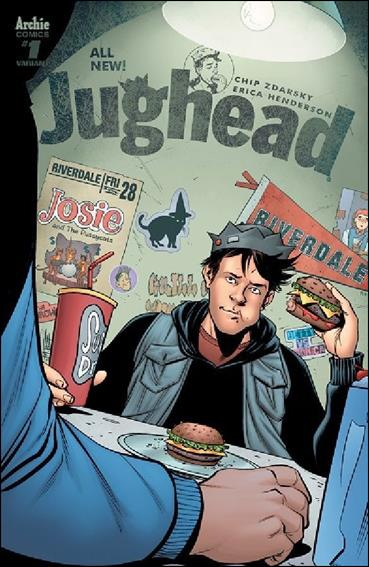 Jughead (2015) 1-H by Archie