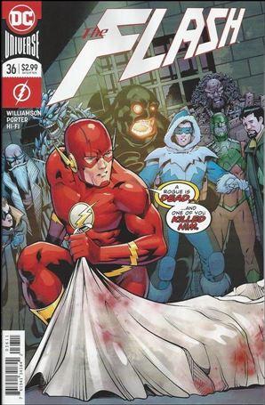 Flash (2016) 36-A