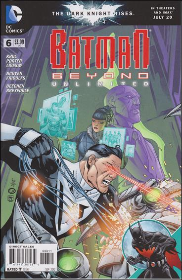 Batman Beyond Unlimited 6-A by DC