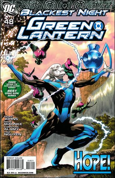 Green Lantern (2005) 48-B by DC