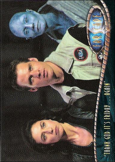 Farscape: Season One (Base Set) 19-A by Rittenhouse