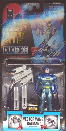 Adventures of Batman and Robin: Duo Force Batman (Vector Wing)