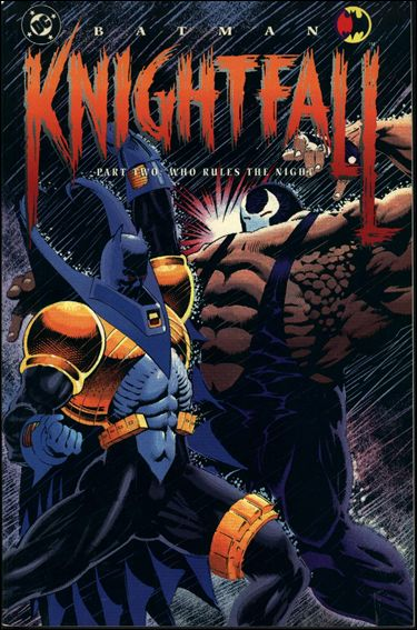 Batman: Knightfall (1993) 2-A by DC