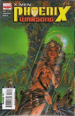 X-Men: Phoenix - Warsong 3-A