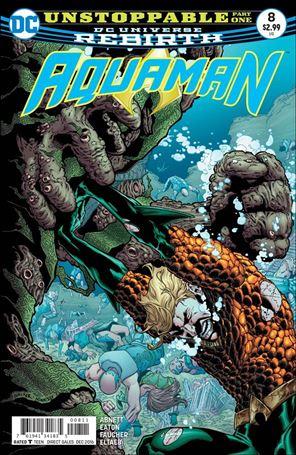 Aquaman (2016) 8-A